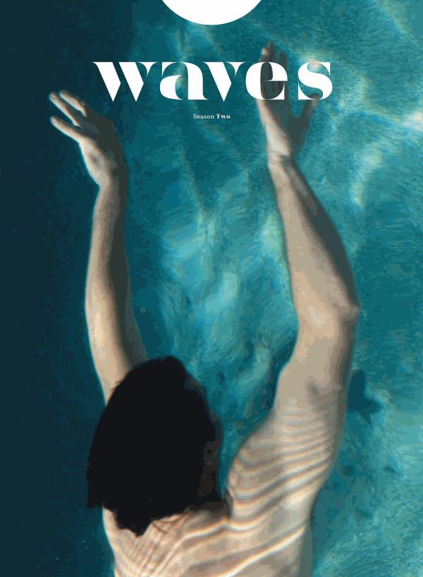 Joe Ray in WAVES Magazine