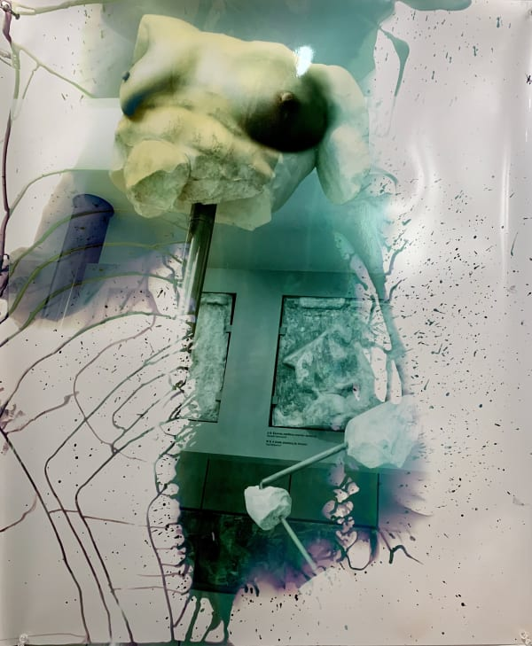 Farrah Karapetian, Fragment, 2020