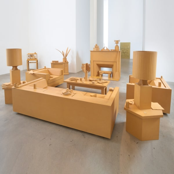 Roland Reiss, The Castle of Perseverance, 1978 (photo by Robert Wedemeyer)