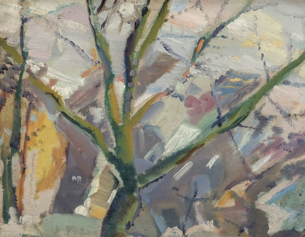 The Weehawken Sequence, and early forms of abstraction