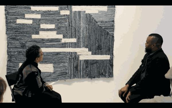 Jamal Cyrus and Dr. Alvia Wardlaw in Conversation