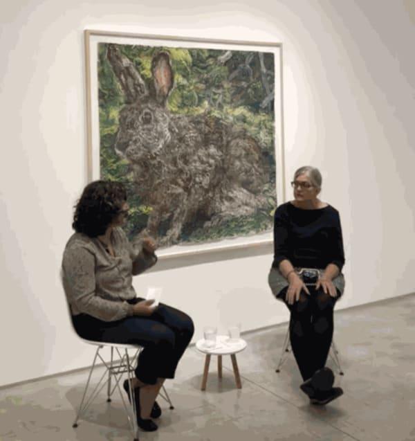 Beth Secor and Julie De Vries in conversation