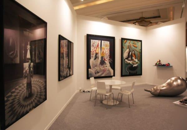 ART DUBAI 2010