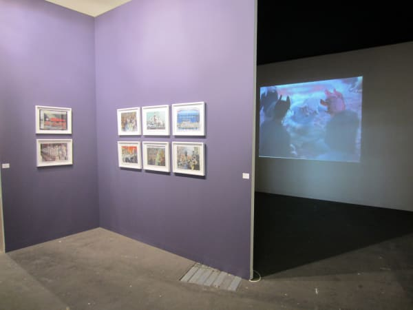 ART BASEL | ART STATEMENTS 2012