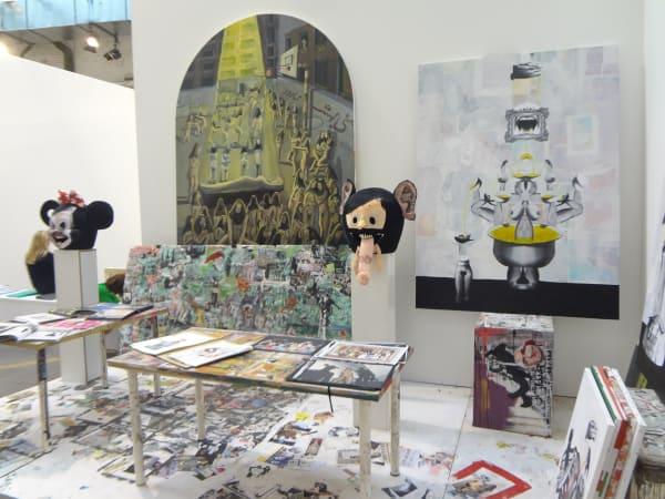 ART BERLIN CONTEMPORARY 2011