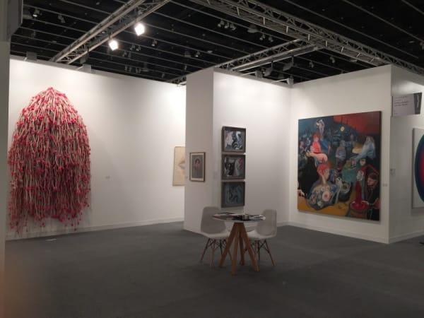 ABU DHABI ART 2015