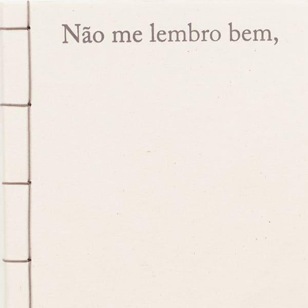 Ivan Grilo: Não Me Lembro Bem,
