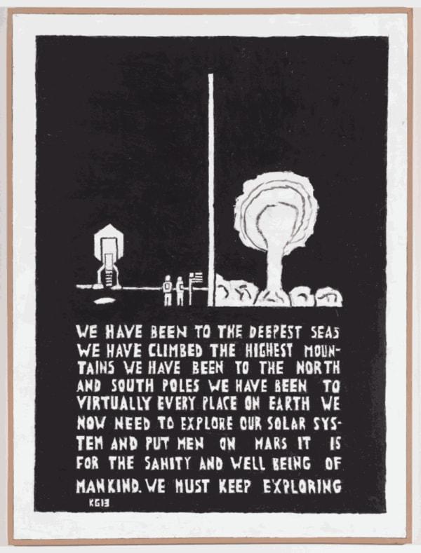 KEN GRIMES, UNTITLED (THE DEEPEST SEAS)