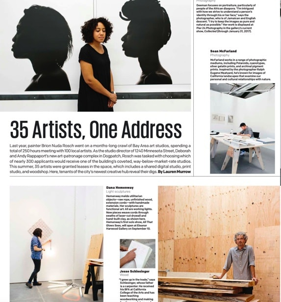 35 Artists, One Address