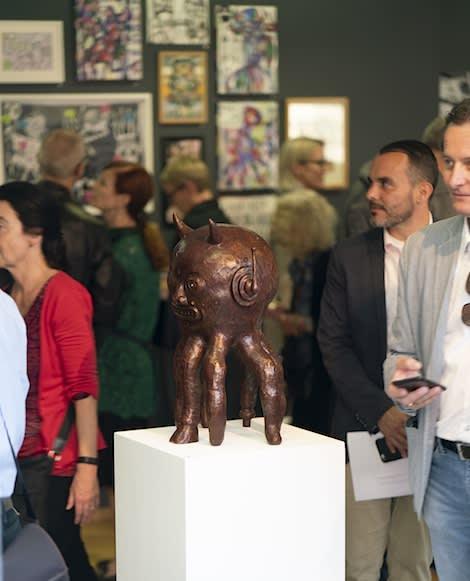 EddiE haRA – Review & Exhibition catalog