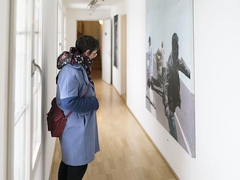 ARTSTÜBLI SAMMLUNG – Ausstellung im Teufelhof Basel