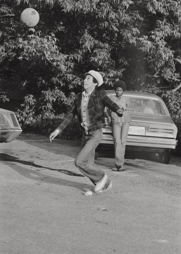 Bob Marley, Toronto 1974 image © The Joan Latchford Estate