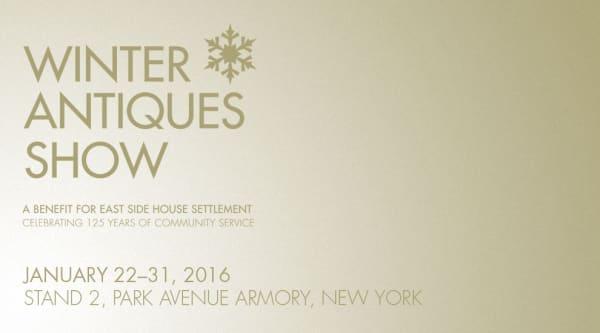 Winter Antiques New York 2016