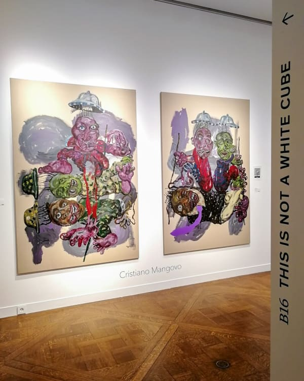 1-54 Contemporary African Art Fair at Christie's