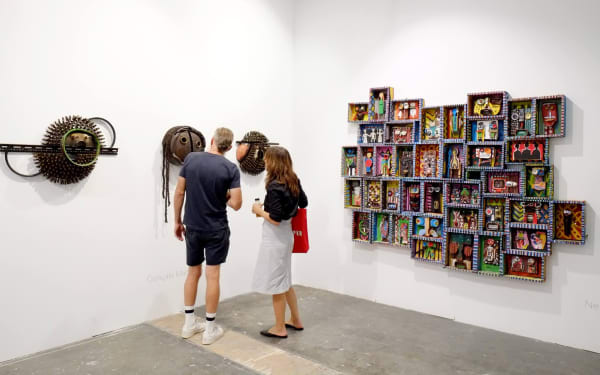 Cape Town Art Fair 2019