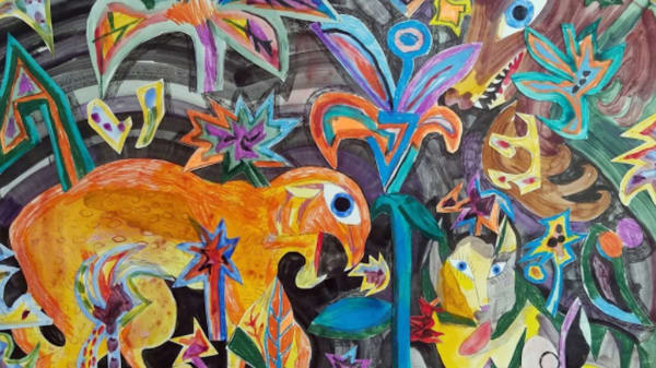 Wall Street International Art: Utopia Muscle