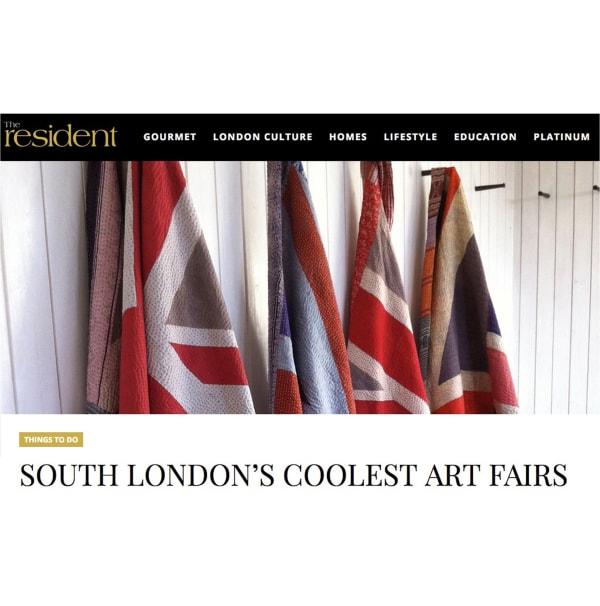 SOUTH LONDON'S COOLEST ART FAIRS