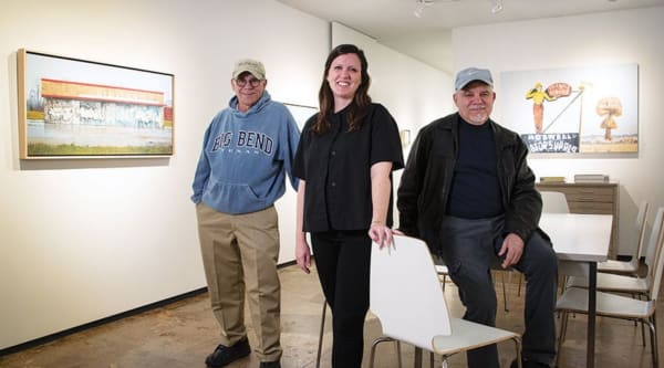 From a bare-bones studio to a white-box gallery, Artspace111 celebrates 40 years of showcasing local and Texas talent.