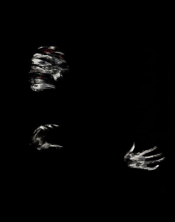Self-reflections. Omar Galiani and Lorenzo Puglisi. Tintoretto.