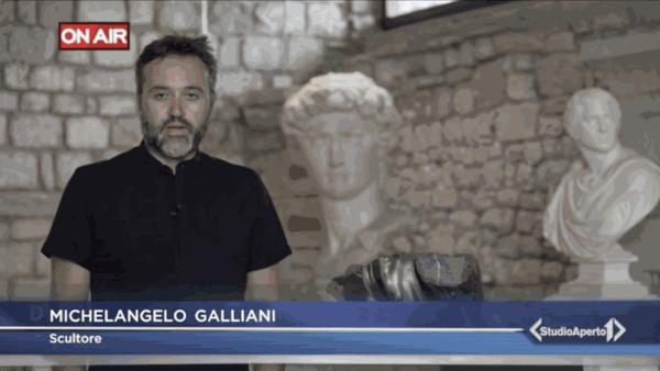 On Air | Studio Aperto | VERTIGO | Michelangelo Galliani