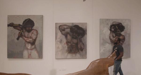 Floor One 9 Artist | Uthman Wahaab