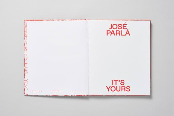 José Parlá: It's Yours