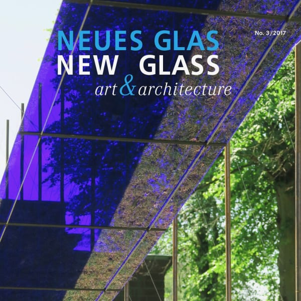 """""""EMERGE / EVOLVE at Bellevue Arts Museum"""" (NEUES GLAS/NEW GLASS)"""