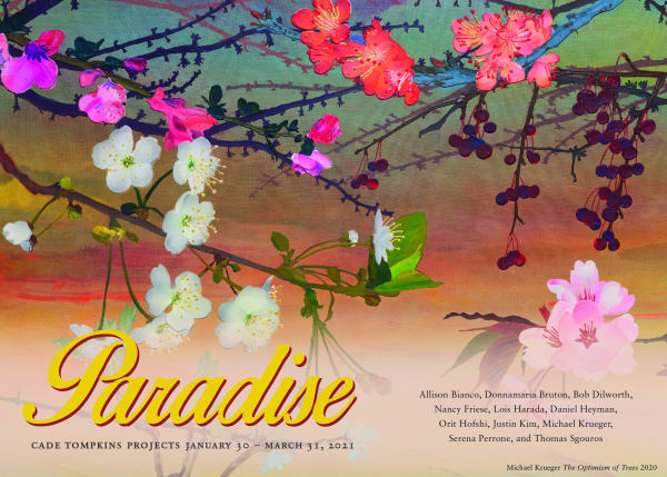 Paradise, Group Exhibitions