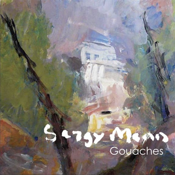 Gouaches