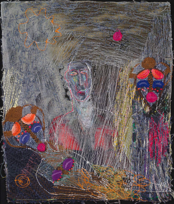 Why is textile art a trending art form today?, by Candida Stevens, Guest Curator of Threading Forms at London Art...