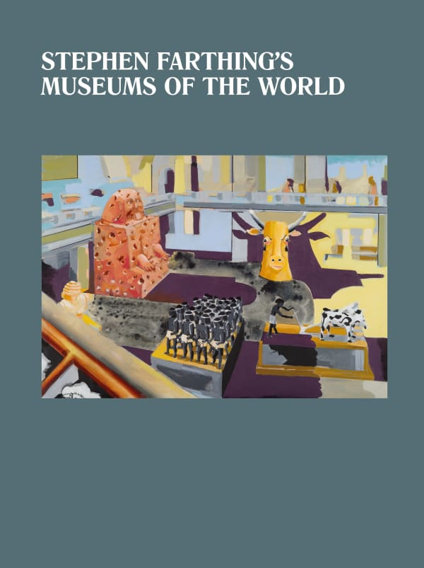 Stephen Farthing's Museums of the World
