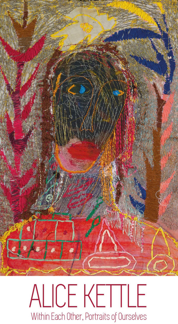 Alice Kettle for COLLECT Art Fair