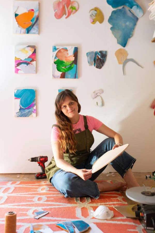 Artist Talk: Jean Gray Mohs