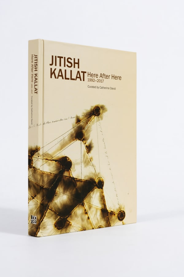 Jitish Kallat Here After Here