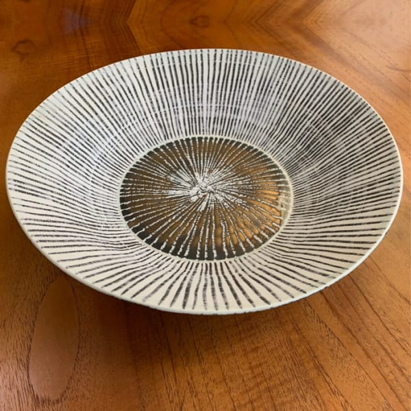 "<span class=""artist""><strong>Katharina Klug</strong></span>, <span class=""title""><em>Mirror Bowl</em>, 2020</span>"