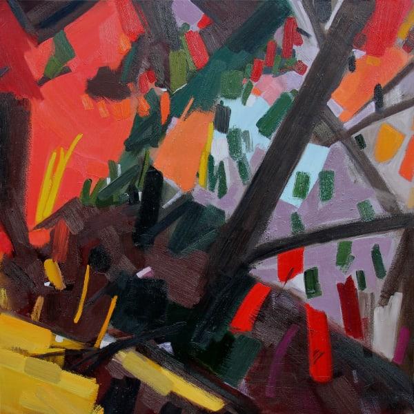 "<span class=""artist""><strong>Jane Hindmarch</strong></span>, <span class=""title""><em>Autumn Micro Landscape 2</em>, 2020</span>"
