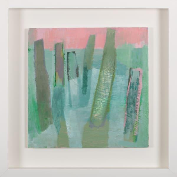 "<span class=""artist""><strong>Linda Jamieson</strong></span>, <span class=""title""><em>Seahenge Series No. 5</em>, 2020</span>"
