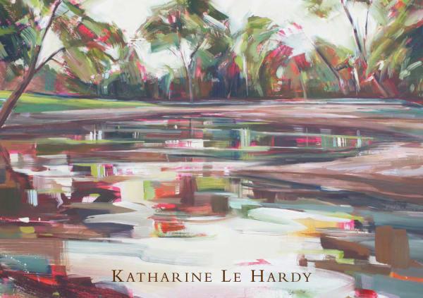 Katharine Le Hardy 'Land & Sea', 2012