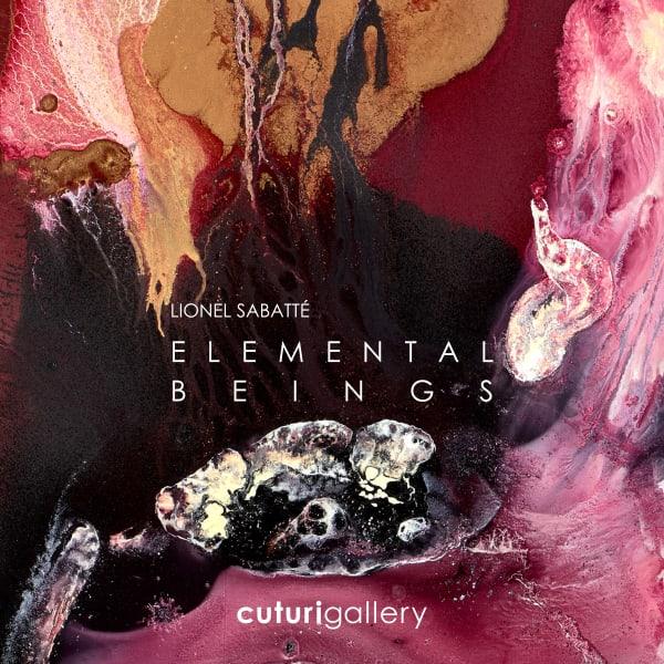 Opening Night: Elemental Beings by Lionel Sabatte
