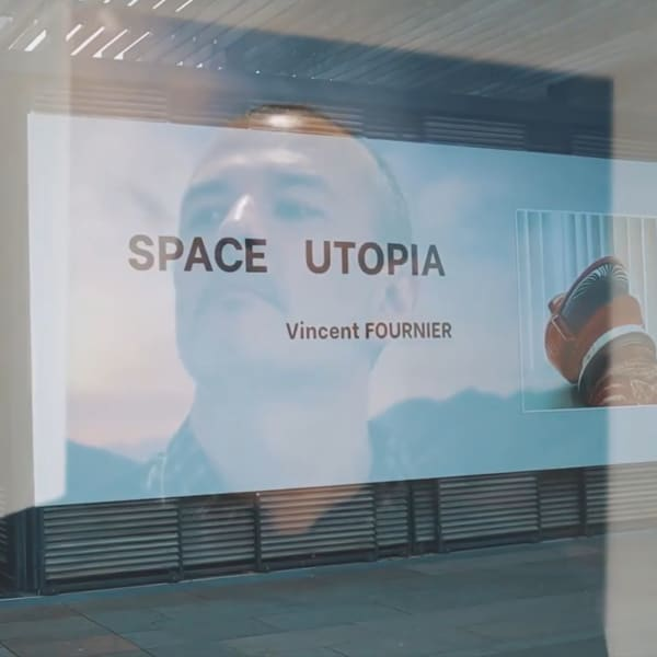 Space Utopia by Vincent Fournier