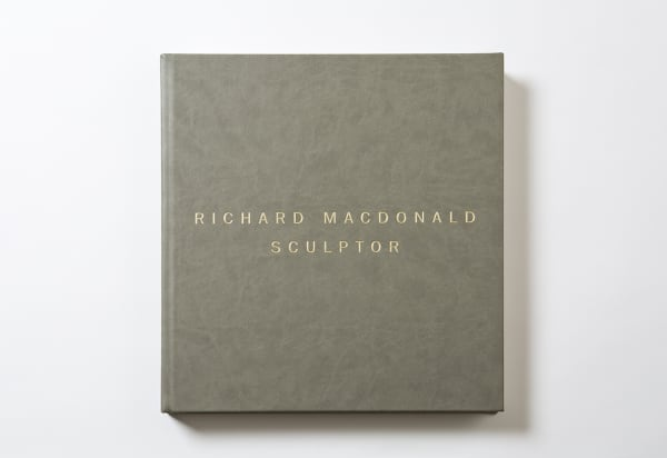 RM Sculptor Book (Leather Bound)