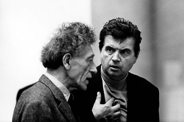 Bacon / Giacometti. A Dialogue