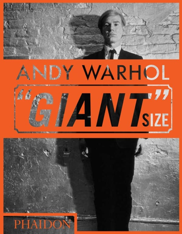 "Andy Warhol ""Giant"" Size"