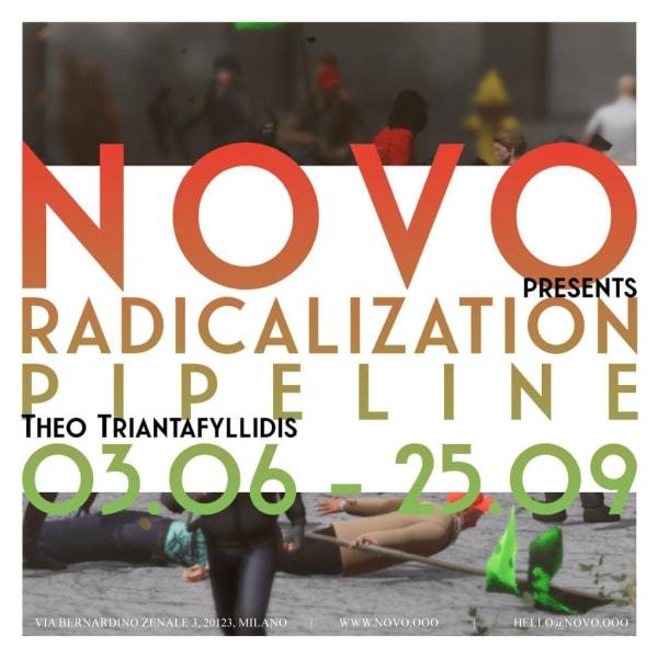 NOVO   Radicalization Pipeline