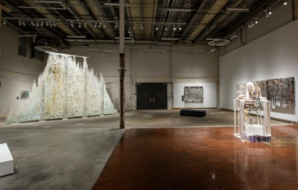 """Diana Al Hadid 
