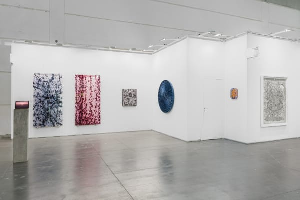 Eduardo Secci at ARTVERONA 2021