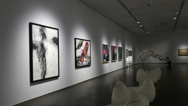 MOCA Yinchuan Museum, 2015