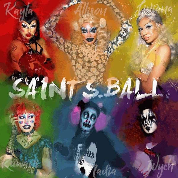 Live Performance: Saints Ball