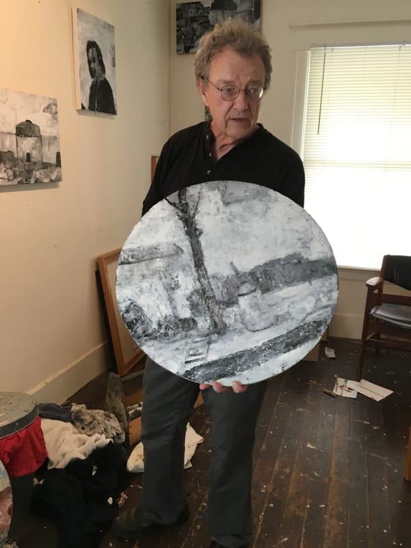 Exhibition Tour & Discussion with Tom Prochaska