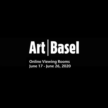 Art Basel I Online Viewing Rooms